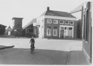 Dorpsplein 1954